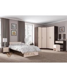 Спальня Эдем 5 модульная