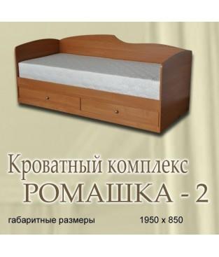 """Кровать """"Ромашка-2"""""""