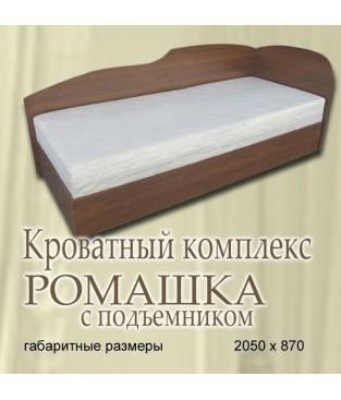 """Кровать """"Ромашка"""" С Подъёмником"""