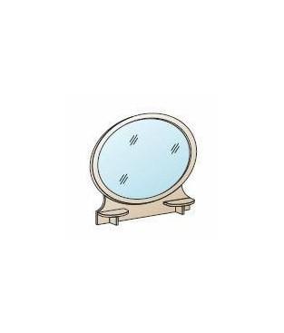 ЗРК-505 Фиеста (Зеркало для комода)