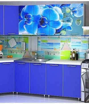 "Кухня ""Фотофасад"" 4,3 М."