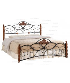 Кровать кованая «Канцона» (Canzona) + основание