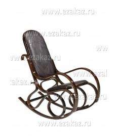 Кресло-качалка плетёное RC-8001 (Блэк Пазл)