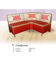 Мягкий диван Симфония