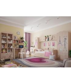 Модульная детская мебель Амели