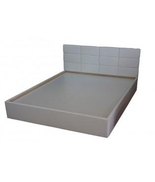 Кровать мягкая(Кожзам или Ткань)