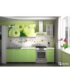 "Кухня ""Фотофасад"" 2метра"