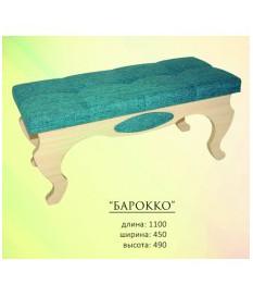 Банкетка Барокко