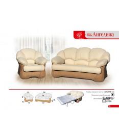 Диван+ кресло Ангелина