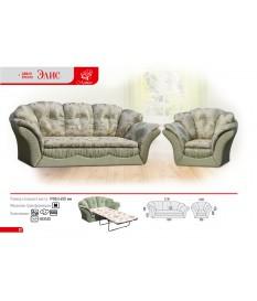 """КОМПЛЕКТ """"ЭЛИС"""" диван+2 кресла"""