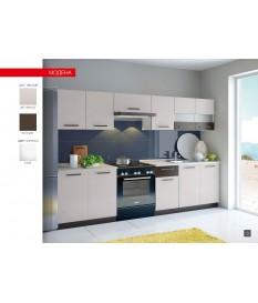 """Кухня """"Модена"""" 2 метра со столешницей(модульная)"""